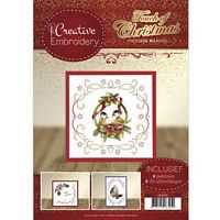 Creative Embroidery CD10015 Touch of Christmas