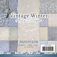 Amy Design ADPP10019 Vintage Winter