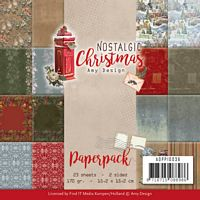Amy Design ADPP10036 Nostalgic Christmas