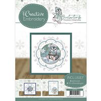 Creative Embroidery CD10019 Winter Time