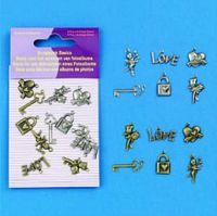Scrapbook Fun Embellishments 11810-1006 Liefde