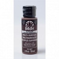 FolkArt • Multi-Surface 2907 bark brown 59ml