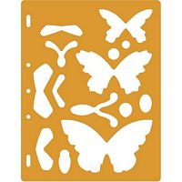 Shape Template 4810 Butterflies
