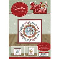 Creative Embroidery CD10006 Sweet Christmas