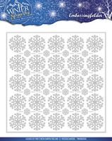 PM Embossing Folder PMEMB10006 Winter Wonderland
