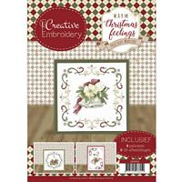 Creative Embroidery CD10004 Christmas Feelings