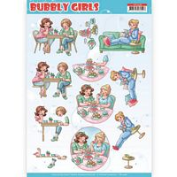 CD11308 Bubbly Girls Me Time