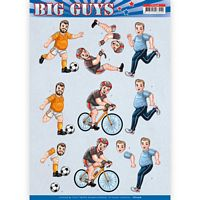 CD11326 Big Guys Sports