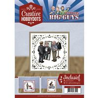 Creative Hobbydots boekje 02 Big Guys Workers