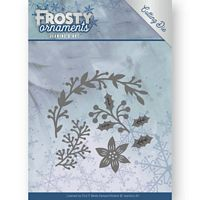 Die Jeanine's Art Frosty Ornaments JAD 10049
