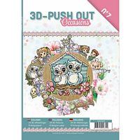 3D Push out Book 07 Occasions