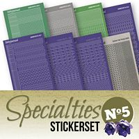 SPECST10005 Stickerset