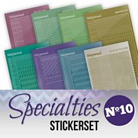 SPECST10010 Stickerset