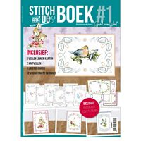 Stitch & Do Boek STDOBB001