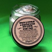 Treasure Silver wax 25 ml OP=OP