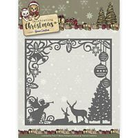 DieYvonne creations YCD10115 Celebrating Christmas