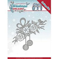 DieYvonne creations YCD10146 Christmas Dreams
